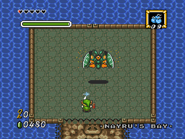Legend Of Zelda A Link To The Past Sprites